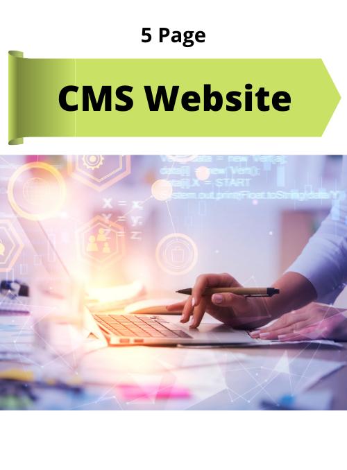 CMS website hosting