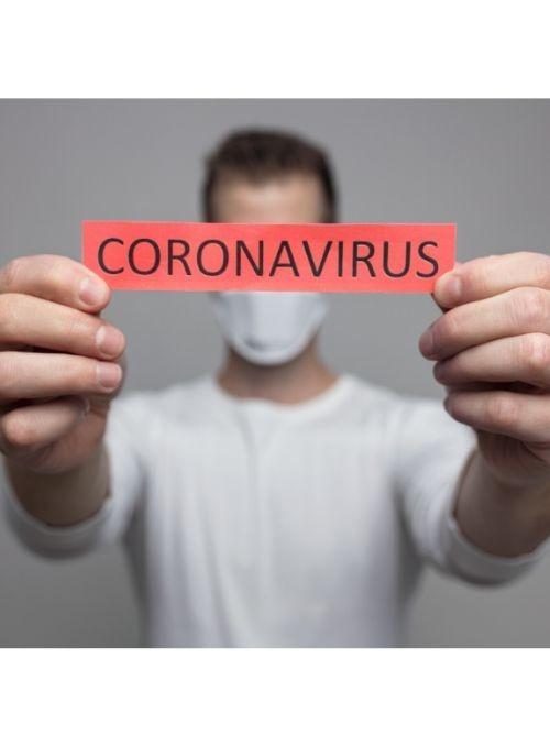 Update website with link to sacoronavirus.co.za