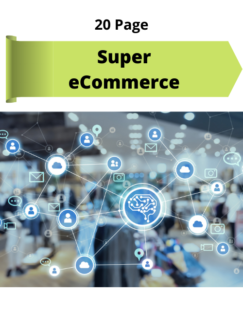 Advanced Website (e-Commerce)