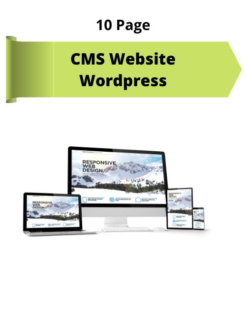 Responsive Wordpress (CMS)